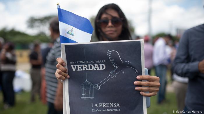 SIP alerta falta de libertad de prensa en Nicaragua