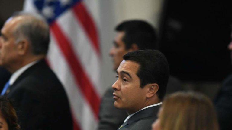 Juicio contra hermano del presidente de Honduras en manos del jurado