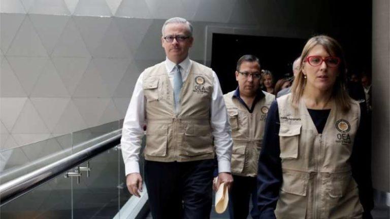 ¡Confirmado! OEA realizará auditoria en Bolivia