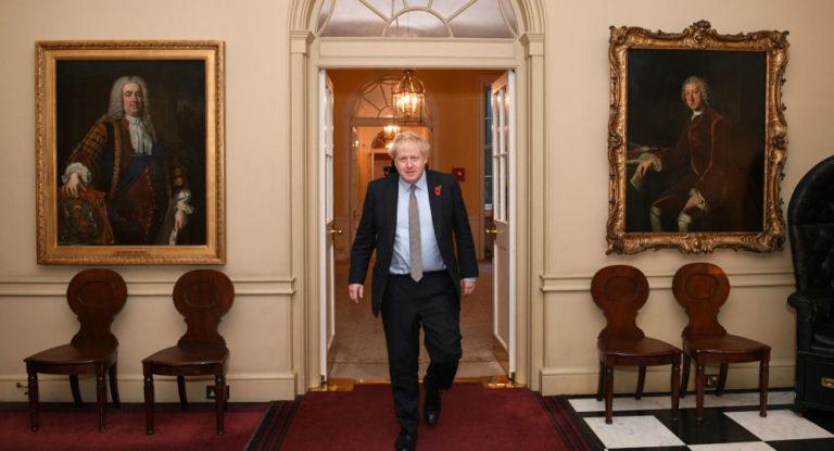 Boris Jonhson: Visita a Isabel II da inicio a campaña electoral