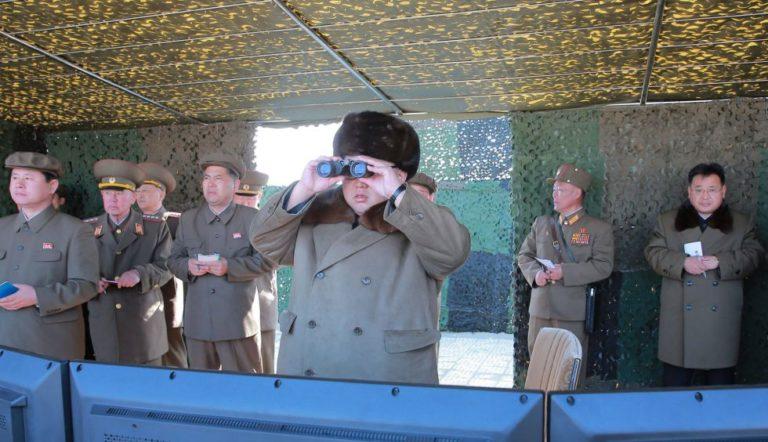 ¡Confirmado! Corea del Norte disparó nuevamente lanzacohetes