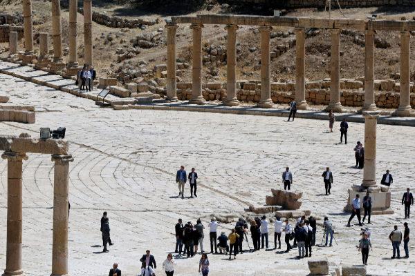 Apuñalados en Jordania tres turistas mexicanos y una suiza