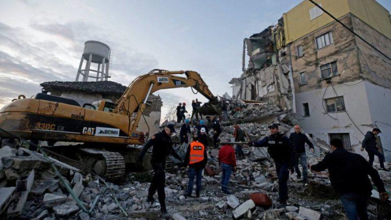 ¡Terremoto!: Al menos 13 muertos y 600 heridos en Albania