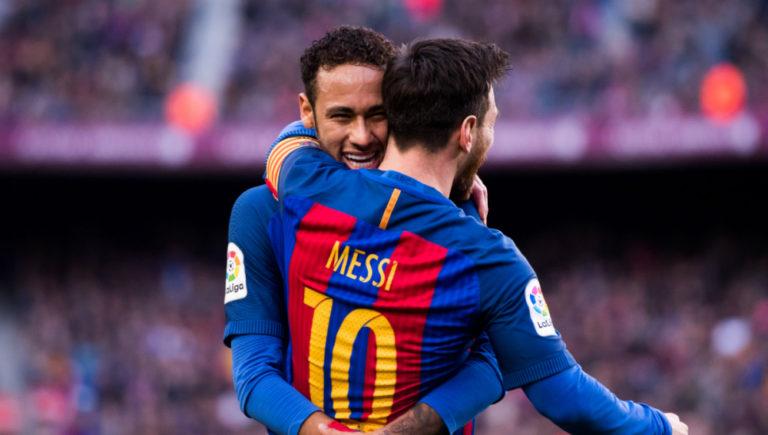Retirada de Messi del Barça está cerca y Neymar lo sabe