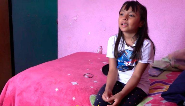 Adhara: La niña prodigio que quiere llegar a la NASA
