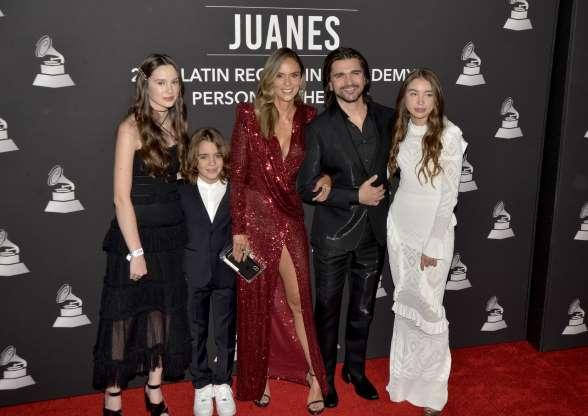 """Latin Grammy: Juanes ya es """"Persona del año"""""""