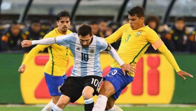 Sin rodeos: Thiago Silva contra Leo Messi