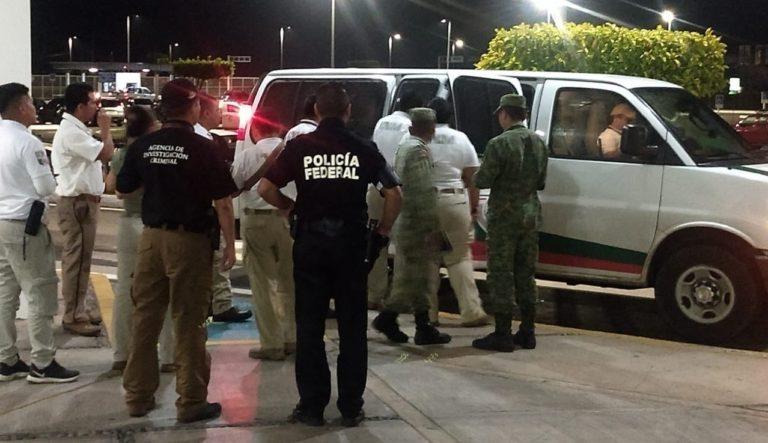 México: Casi 400 inmigrantes rescatados por las autoridades