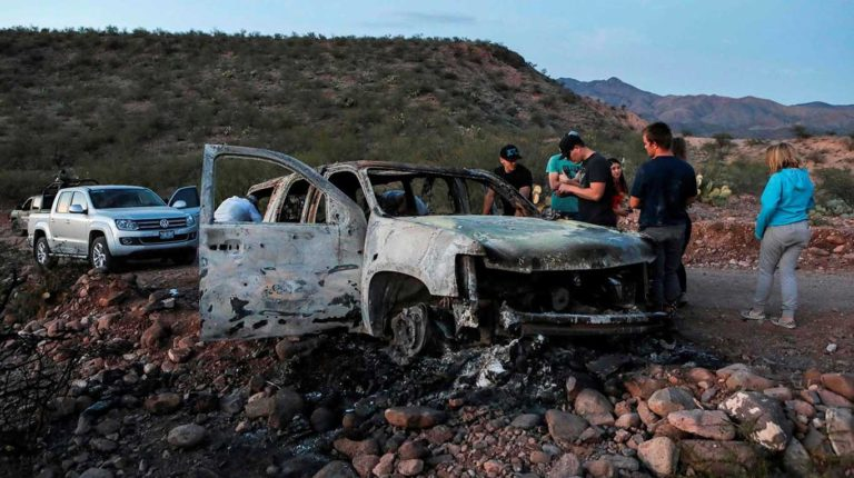 Familia LeBarón desacredita actuación de México ante masacre