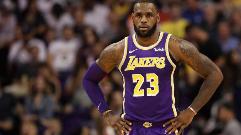 ¿Nueva era? Lakers aplasta a Warriors y lidera el Oeste