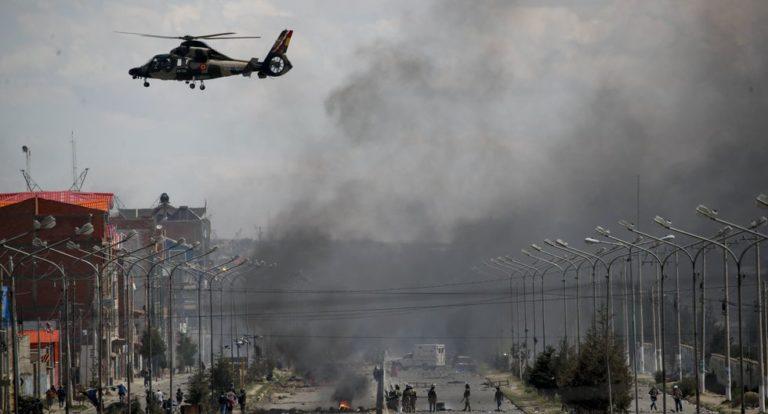 ¡Más violencia! 6 muertos y 30 heridos durante enfrentamiento en Bolivia