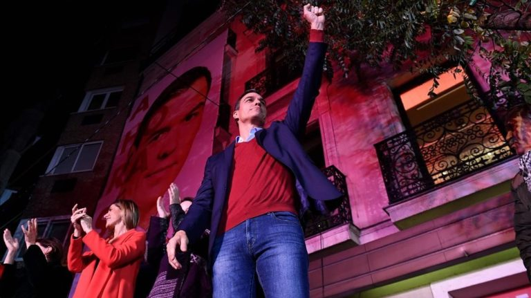 PSOE gana votaciones, pero no gobernará en solitario