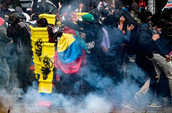 Nueva jornada de paro nacional en Colombia pese al diálogo