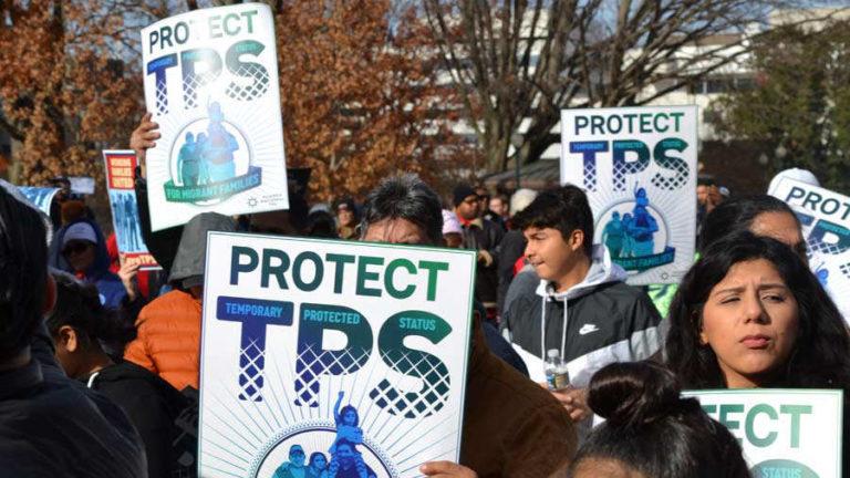 EE.UU extiende TPS a Honduras, Nicaragua y tres países más