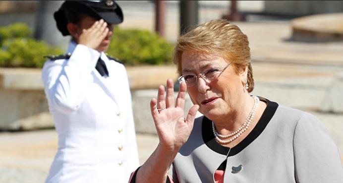 DD.HH: Con amplia agenda Bachelet visitará Costa Rica