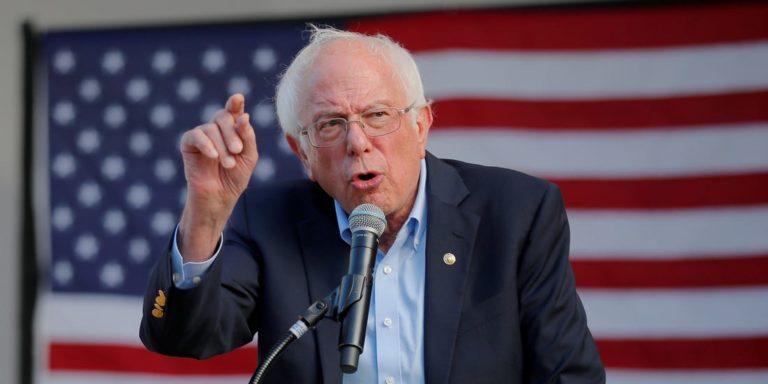 """Sanders asegura que frenará deportaciones y """"odio hacia inmigrantes"""""""