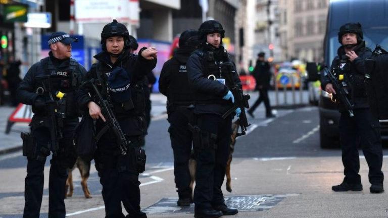 Identifican a terrorista del Puente de Londres que mató a dos personas