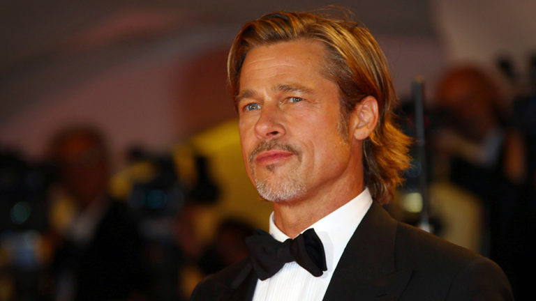 El amplio corazón de Brad Pitt podría estar ocupado nuevamente