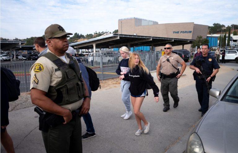 16 segundos duró el mortal ataque en escuela de Los Ángeles