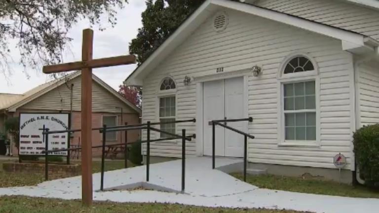 Arrestada joven por planificar ataque a iglesia afroamericana