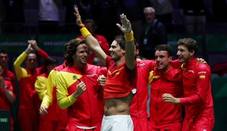 ¡Nadal líder! España consigue su sexta Copa Davis