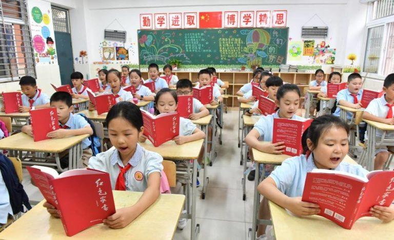 51 niños heridos en ataque químico en escuela china