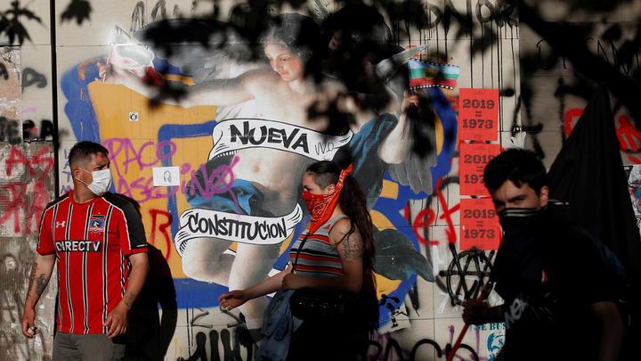 Oposición chilena rechaza nueva carta magna al estilo Piñera