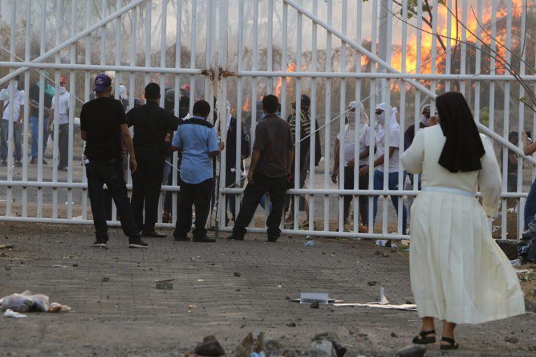 Nicaragua: Ni la iglesia se salva de la violencia contra opositores
