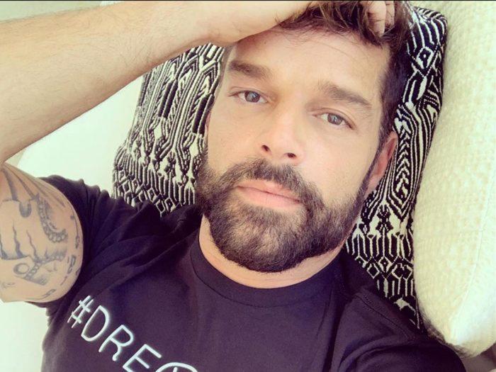 Ricky Martin: ¿Papá por quinta vez?
