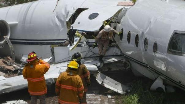 Accidente aéreo: 9 muertos en Dakota del Sur