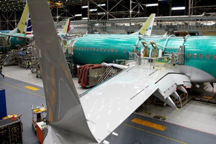 Decisión sin precedentes: Boeing suspende producción del 737 Max