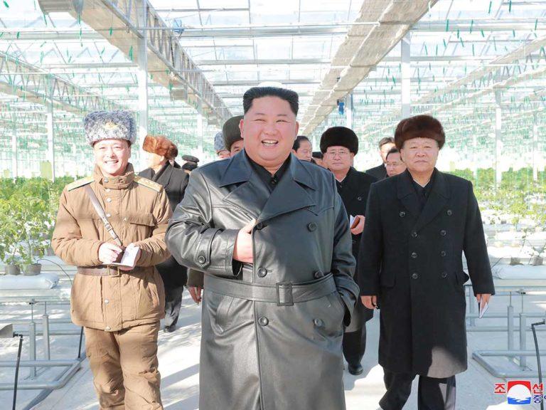 """Corea del Norte condujo con éxito """"una prueba muy importante"""""""