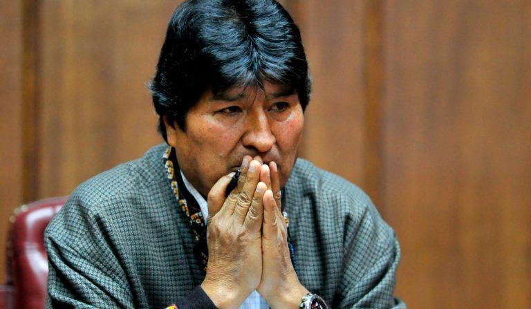 Bolivia: Fiscalía emitió orden de aprehensión contra Evo Morales