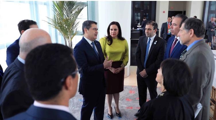 ¡Desarrollo! Honduras propone alianza con EE.UU e Israel