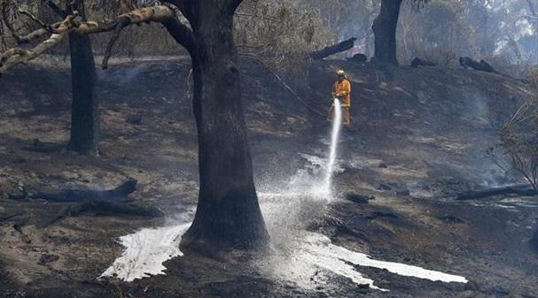 Muertos y desaparecidos por incendios en Australia