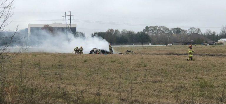 Louisiana: Accidente aéreo dejó cinco muertos