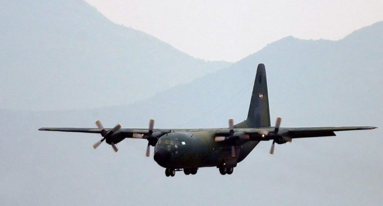 Desaparecido avión militar de Chile con 38 personas a bordo