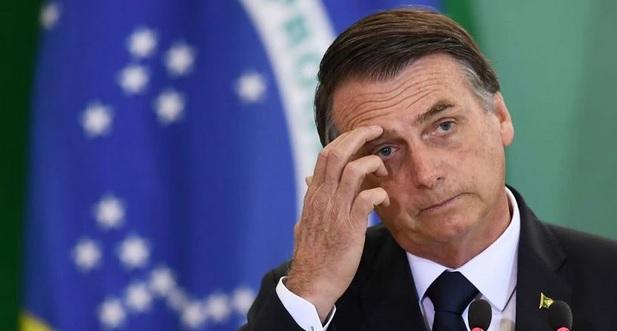¡Atención! Presidente Bolsonaro podría estar padeciendo cáncer de piel