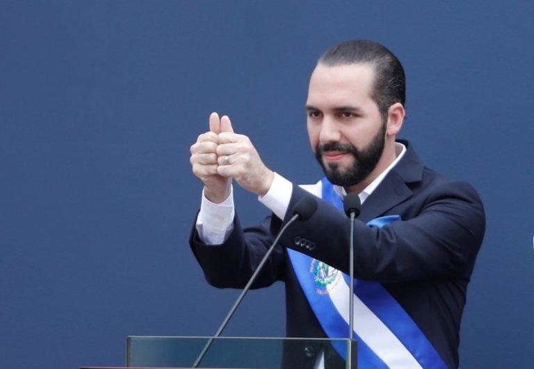 El Salvador: Gestión de Bukele es aprobada con más del 90%