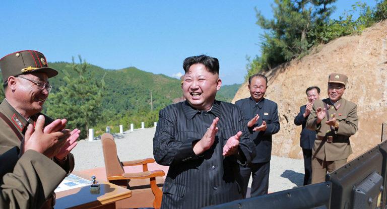 "¿Amenaza? Corea del Norte realiza otra ""prueba crucial"""