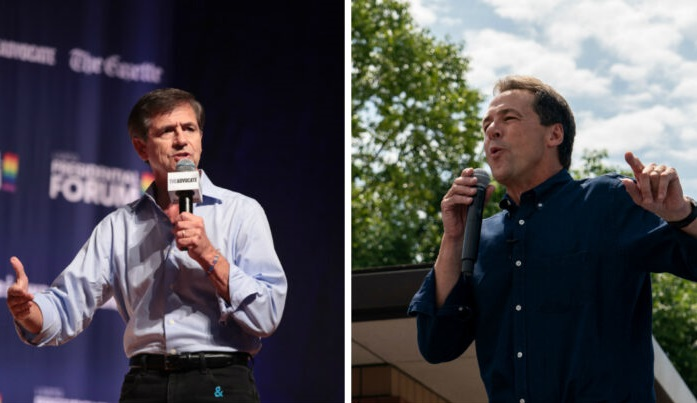 Dos aspirantes demócratas dejan carrera presidencial