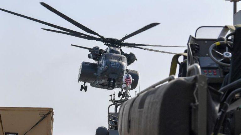 Murieron tres solados en accidente de helicóptero