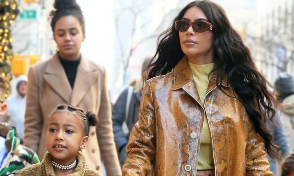 "El ""sencillito"" regalo de Kim Kardashian para su hija"