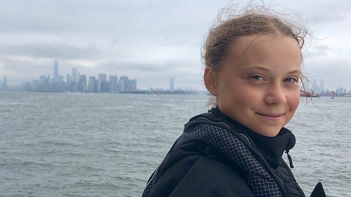 Revista Time: Greta Thunberg es la Persona del Año
