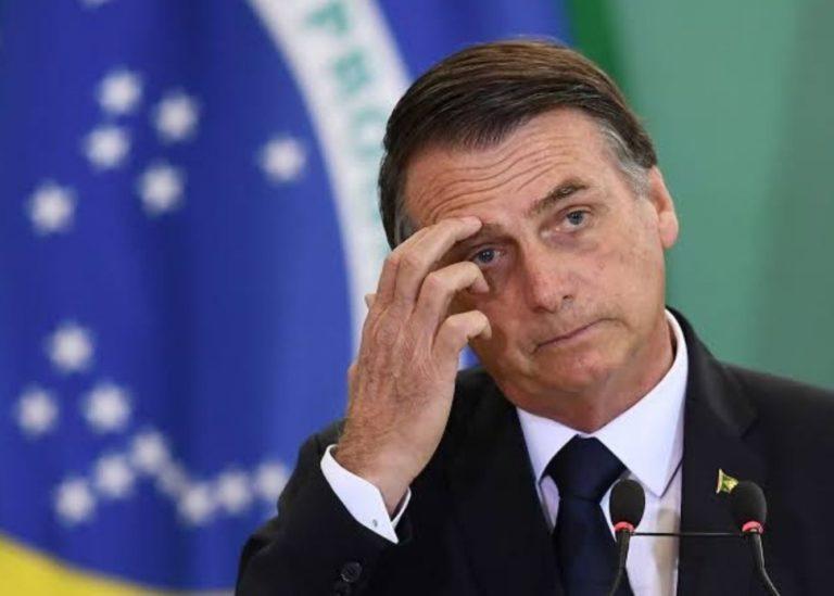 Bolsonaro perdió la memoria tras accidente doméstico