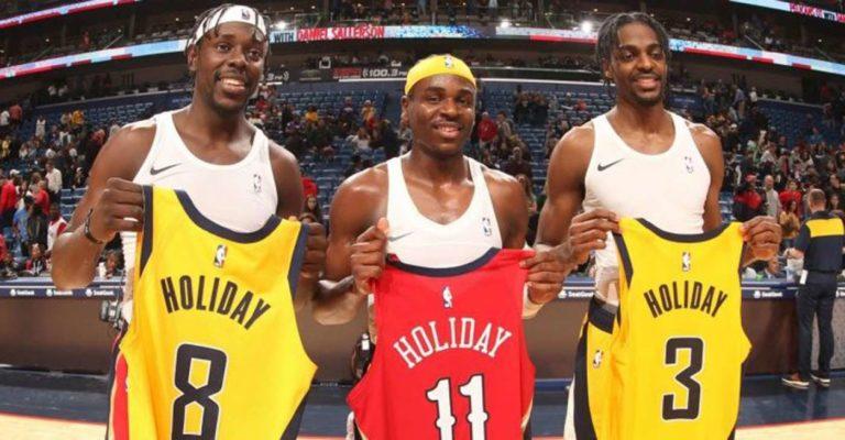 Tres hermanos jugaron e hicieron historia en la NBA