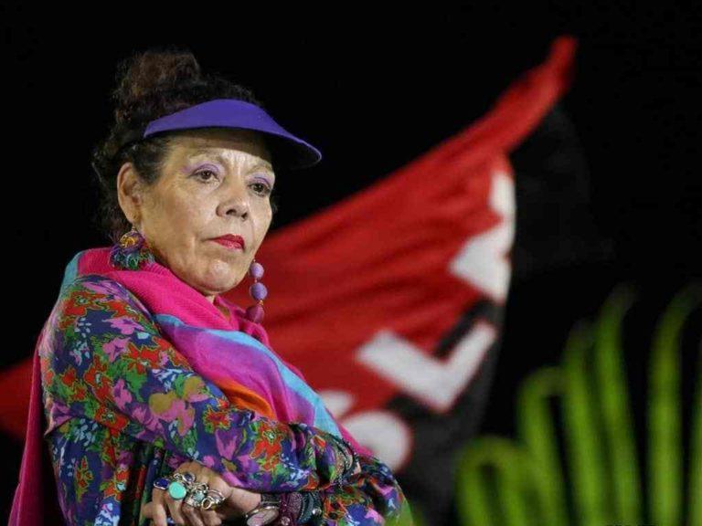 """Dejen de joder"": Rosario Murillo a manifestantes"