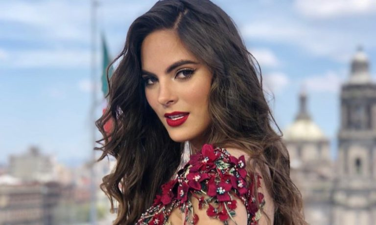 Mexicana Sofía Aragón es la tercera mujer más bella del Universo
