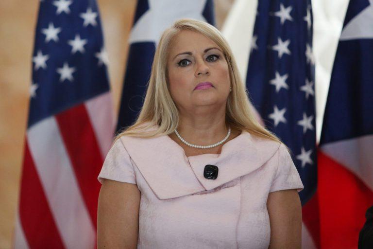 Wanda Vázquez anuncia su candidatura en Puerto Rico