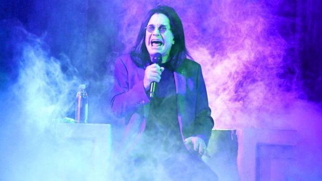 Ozzy Osbourne reveló que padece una dura enfermedad